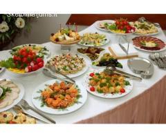 Banketai, furšetai, renginių maitinimas
