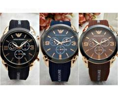 EMPORIO ARMANI vyriški laikrodžiai