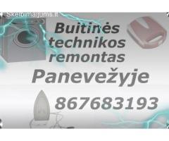 Buitinės technikos remontas Panevežyje 867683193