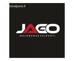 JAGO-I. Jagmino vairavimo mokykla Šiauliuose, Radviliškyje, Kuršėnuose, Kelmėje, Joniškyje