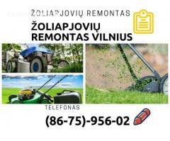 zoliapjoviu remontas Vilnius 867595602