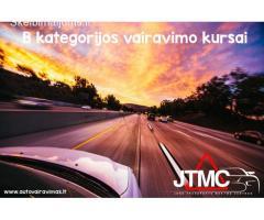 Prasidėjo Kovo Mėn. Išankstinė Registracija Į Vairavimo Kursus Naujininkuose