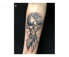 MODUS.LT - tatuiruotės, auskarų vėrimas, tatuiruotės šalinimas, permanentas, henna tattoo, kursai