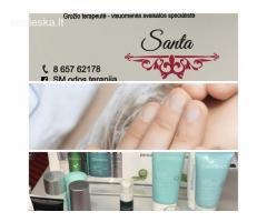 Kosmetologinės paslaugos