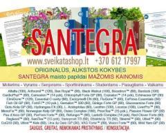 Santegra papildai mob: 8 612 17997