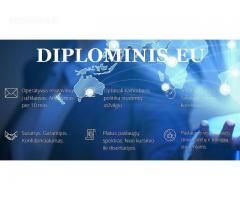 DIPLOMINIS.EU - SOCIALINIAI MOKSLAI, PEDAGOGIKA, PSICHOLOGIJA, MEDICINOS MOKSLAI – YRA LAISVŲ VIETŲ