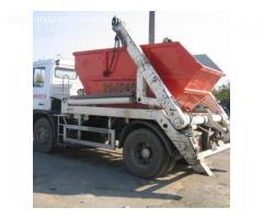Statybinių atliekų išvežimas, konteineriu nuoma