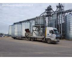UAB,partnex, krovinių pervežimas ir vagonel. nuoma