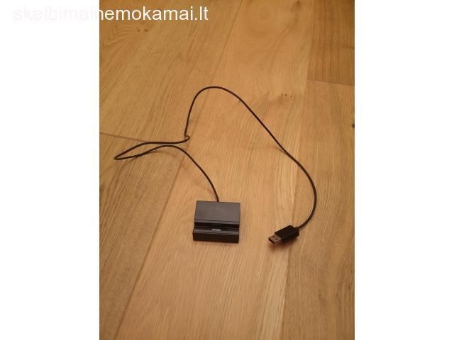 Parduodamas Sony įkrovimo / pakrovimo stovelis.