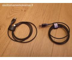 Parduodami Nokia pakrovėjai + USB laidai