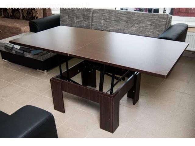 Naujas stalas transformeris