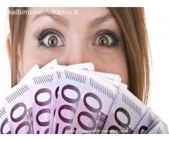 Norėdami padėti įveikti įvairius jūsų finansinius rūpesčius