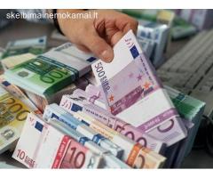 Finansinė parama