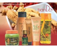 TianDe kosmetikos gamybos technologijoje naudojamos tik aukštos kokybės medžiagos.