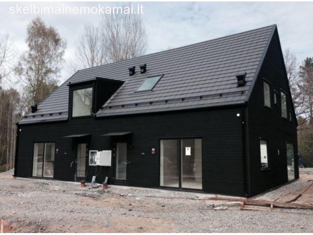 Darbas statybininkui staliui ir apdailininkui Švedijoje