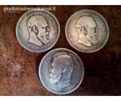 Keletas monetų