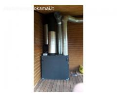Namų ir patalpų vėdinimo, kondicionavimo sistemos: konsultavimas, montavimas, pardavimas