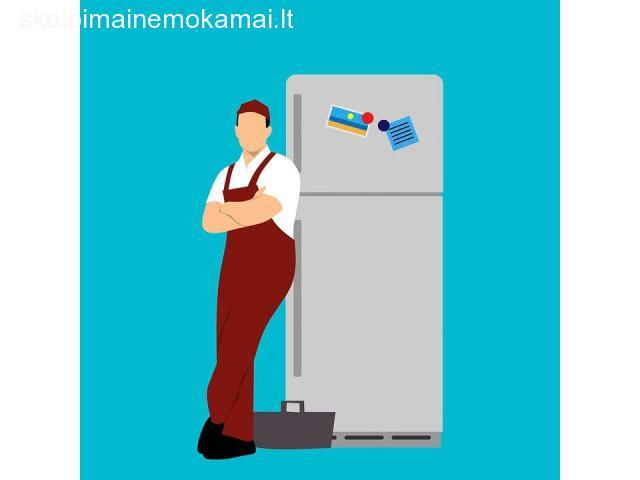 Šaldytuvų remontas Kaune 865584900