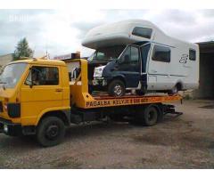 Traliukas - pagalba kelyje - 860644111